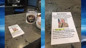 All orders are shipped on tuesdays, wednesdays, and thursdays. Cowlitz County Coffee Shop Holds Fundraiser For Fallen Deputy S Family Katu