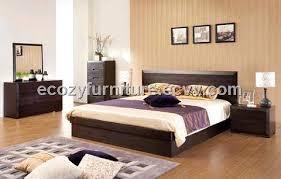 solid oak bedroom furnitre modern style bedroom furniture china
