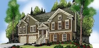 split foyer home plans split level designs for split foyer house plans