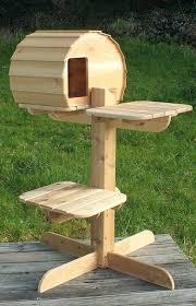 outdoor cat tower outdoor cat tree fur kids furniture outdoor cat tree outdoor cats and cat outdoor cat