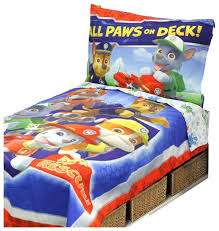 paw patrol toddler bed sheets paw patrol toddler all paws on deck comforter and sheet set paw patrol toddler bed sheets