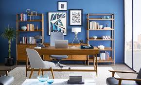 modern home office design. Guide To Home Office Design And Styles Mid Century Modern
