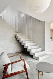 Concrete Stair Design For Small House 23 Unique Painted Staircase Ideas For Your Perfect Home