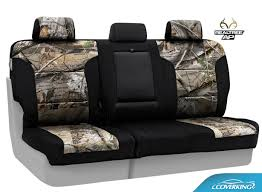 coverking realtree camo seat covers