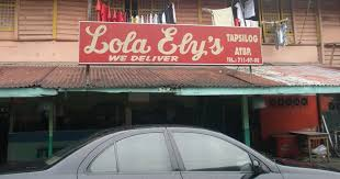 mommy moments: Lola Ely's Tapsilog