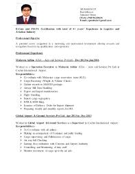 airline resume format resume format for aviation ground staff ksdharshan co