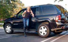 2002 Chevrolet TrailBlazer - Information and photos - MOMENTcar