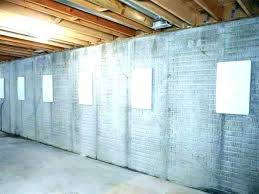 cover cinder block wall concrete wall covering concrete basement wall ideas basement wall basement wall