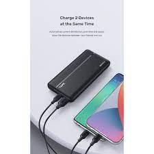Pin Dự Phòng TOPK I1015P 18W QC3.0 10000mAh Hỗ Trợ Sạc Nhanh Hiển thị đèn  Led cho iPhone HUAWEI Samsung Xiaomi OPPO Vivo