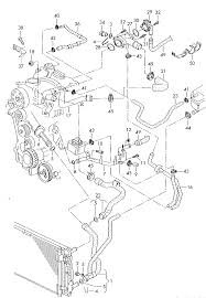 2002 Audi A4 Heating Diagram