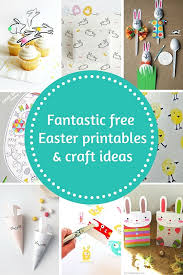 Fantastic Free Easter Printables And Craft Ideas Gift Grapevine