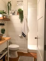 Image Bathroom Decor Pinterest 38 Favorite Bathroom Rooms Featuring Shiplap Decor In 2019
