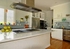Beautiful Kitchen Design Countertop Materials Laminate Ideas White Gloss Wood Countertops Regtangle Grey Metal Chrome