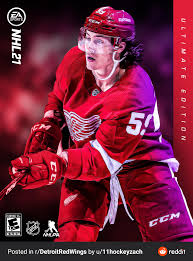 Ea shares were trading at $143.12 at the writing, up 0.36% on the day. Nhl 21 Cover Made By U 11hockeyzach Nhlhut