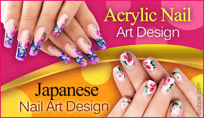 Art Designs You Cant Miss These Lovely Acrylic And Japanese Nail Art Designs