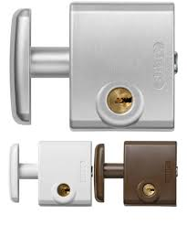 Details Zu Abus Fenster Tür Zusatzsicherung Fts3002 Zusatzschloß Nach Außen öffnende Türen