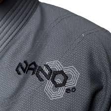 Kingz Nano 2 0 Bjj Gi Grey