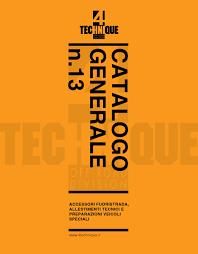 4t catalogo generale 2014 sezione 01 fuoristrada by 4 technique