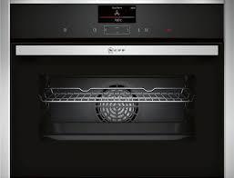neff c27cs22h0b built in compact oven
