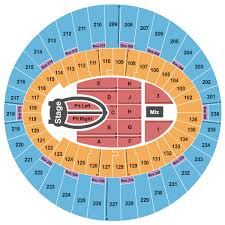 Ariana Grande The Forum Los Angeles Tickets Red Hot Seats
