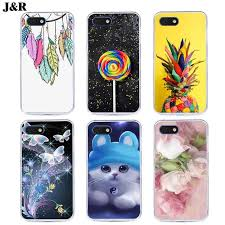 "J&R Ultra Thin Case <b>5.45"" For Huawei Y5</b> 2018 Cover Silicone For ..."
