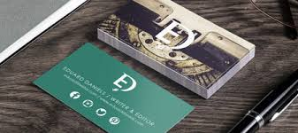 Buissness Cards Standard Business Card Printing