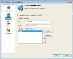 Define Active Directory Schema Properties