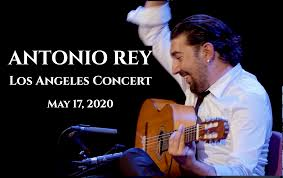 Antonio Rey - Los Angeles Flamenco Guitar Concert - 17 MAY 2020