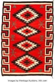 american indian rugs carpet rugs geometric pattern wool country folk style