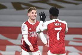Arsenal are trending upwards - The ...