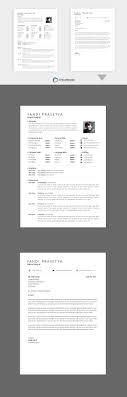 Minimalist Resume Minimalist Resume CV Ms Word Resume Templates Creative Market 51
