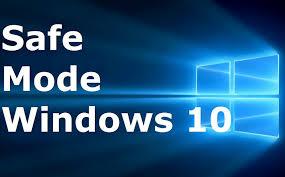 windows 10 safe mode several ways to start windows 10 in safe mode