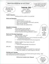 Harvard Resume Template – Betogether