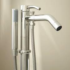unique delta deck mount tub faucet 50 photos htsrec com remarkable ideas tub spout with handheld shower diverter absolutely majestic design bathtub