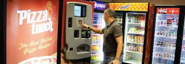 Pizza Vending Machine Lakeland Interesting Pizza Vending Machines Come To Convenience Stores CSP Daily News