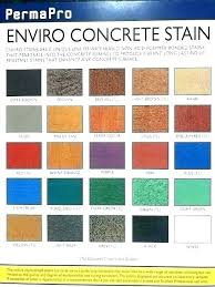 Lowes Concrete Paint Color Chart Lowes Acid Stain Ciudadcool Co