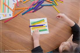 Game With Wooden Sticks 100 FUN WAYS TO PLAY WITH POPSICLE STICKS 5
