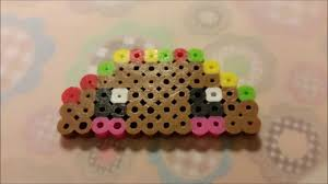 Small Perler Bead Patterns Mesmerizing Perler Bead Kawaii Taco Tutorial Easy YouTube