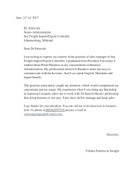 cover letter and curriculum vitae assignment gba business cv and cover letter yohana page 003