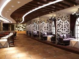 restaurant interior design in dubai fitted out by Fancy Houzz