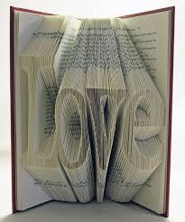 books to make a piece of a livros velhos há que reciclá los