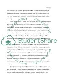 a teacher s expectations of students essay example topics and a teacher s expectations of students essay example