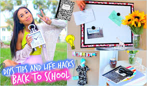 diy room decorations major life hacks for back to school youtube