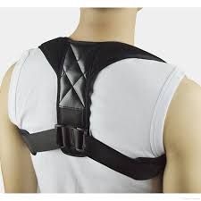 Best Back Brace Posture Corrector Cheap Correction Belt Upper Shoulder Support Clavicle