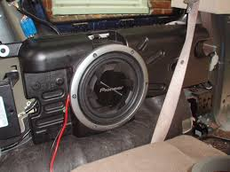 any way to improve the subwoofer on audiophile ford explorer p7030520 jpg