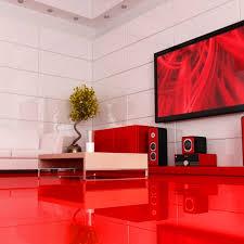 red high gloss furniture. falquon flooring high gloss flat edge red laminate u148 furniture m