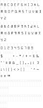 Even after the development of the hangul alphabet, hanja continued to be used for centuries. Korean Looks Font Dafont Com