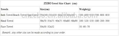 Towel Size Chart 100 Combed Cotton Star Hotel Used Bath Towel Sets Best White Towels Buy Best White Towels White Towels Towels Product On Alibaba Com