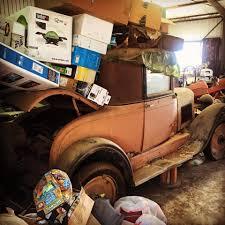 My 1928 Chevrolet: 1927 Chev Barn Find