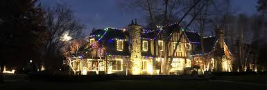 Residential Holiday Lighting Done For You Lights By